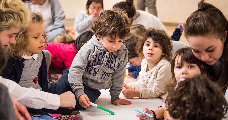 Educare con l'Arte Fondazione PENSARE oltre